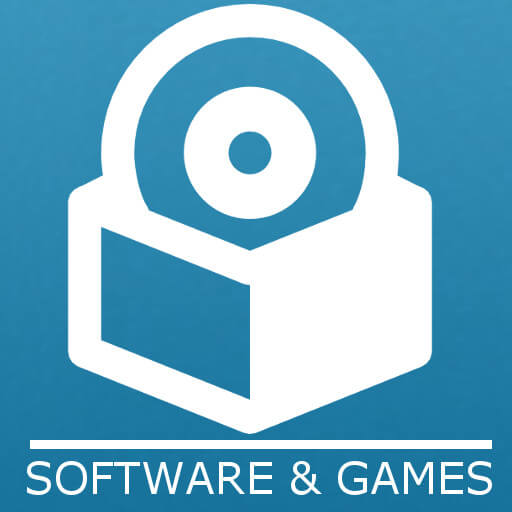 COPY SOFTWARE & GAME DVD'S